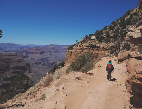 HIKING WITH KIDS / Grand Canyon National Park – Ooh Ahh Point