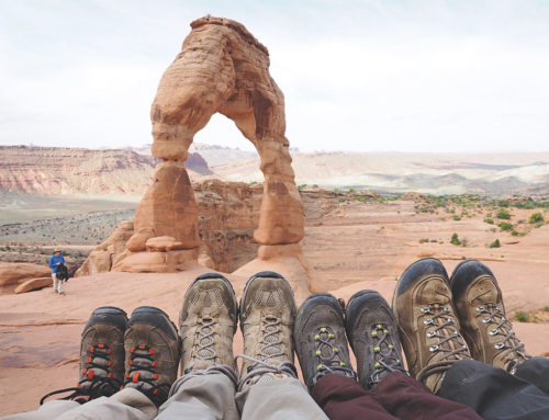 HIKING WITH KIDS / Arches National Park – Delicate Arch Trail