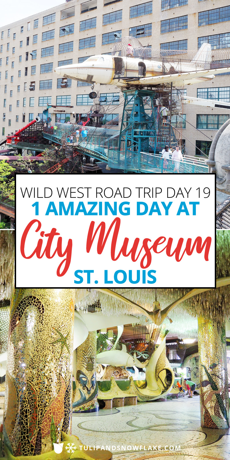 The City Museum St. Louis