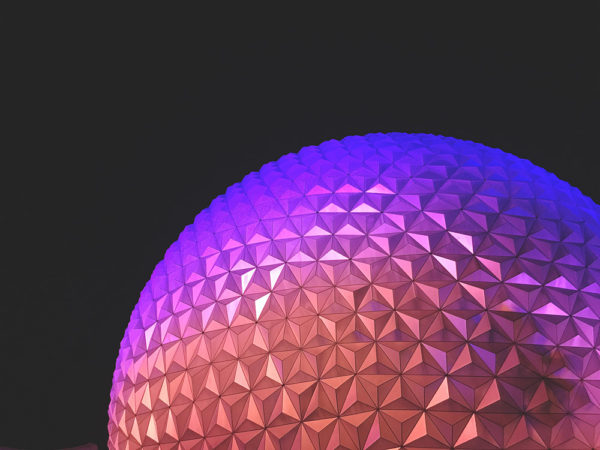 epcot-spaceship-earth-night