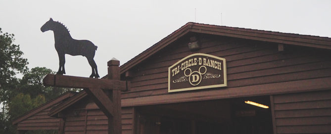 Fort Wilderness Tri-Circle-D Ranch