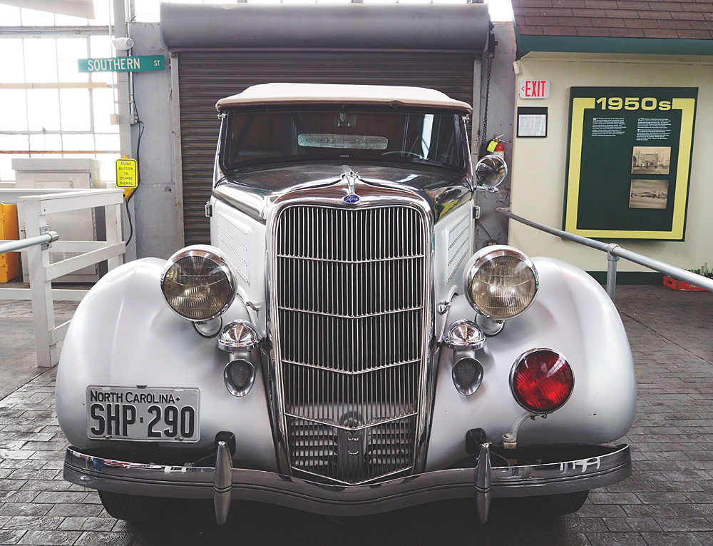 RALEIGH DAY TRIPS / North Carolina Transportation Museum – Tulip and ...