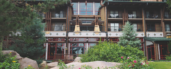 Disney Wilderness Lodge