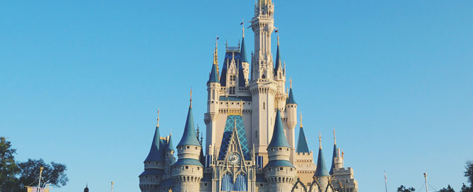 Magic Kingdom Cinderella Castle