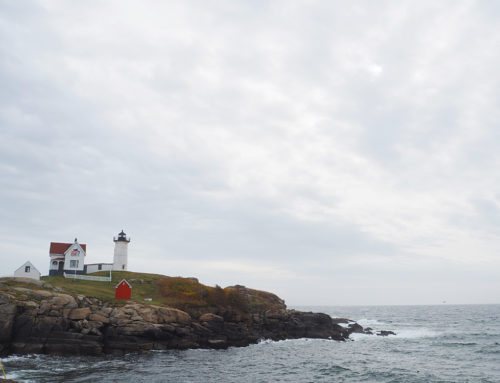 New England Road Trip day 4 – Lighthouses, Lobster, and LL Bean