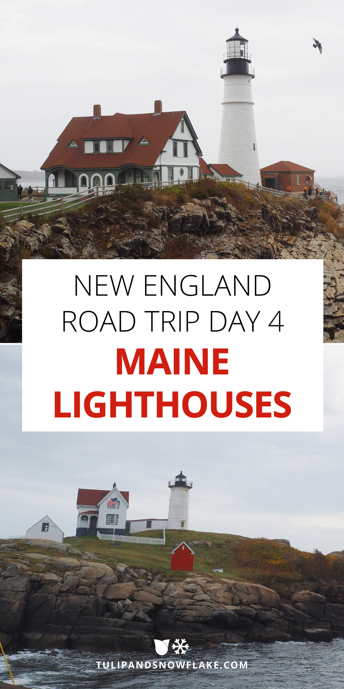 New England Road Trip