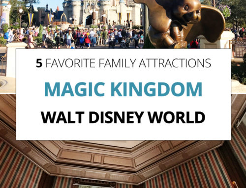 Our Family's Top 5 Magic Kingdom Attractions