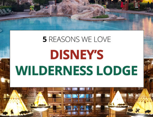5 Reasons We Love Disney's Wilderness Lodge