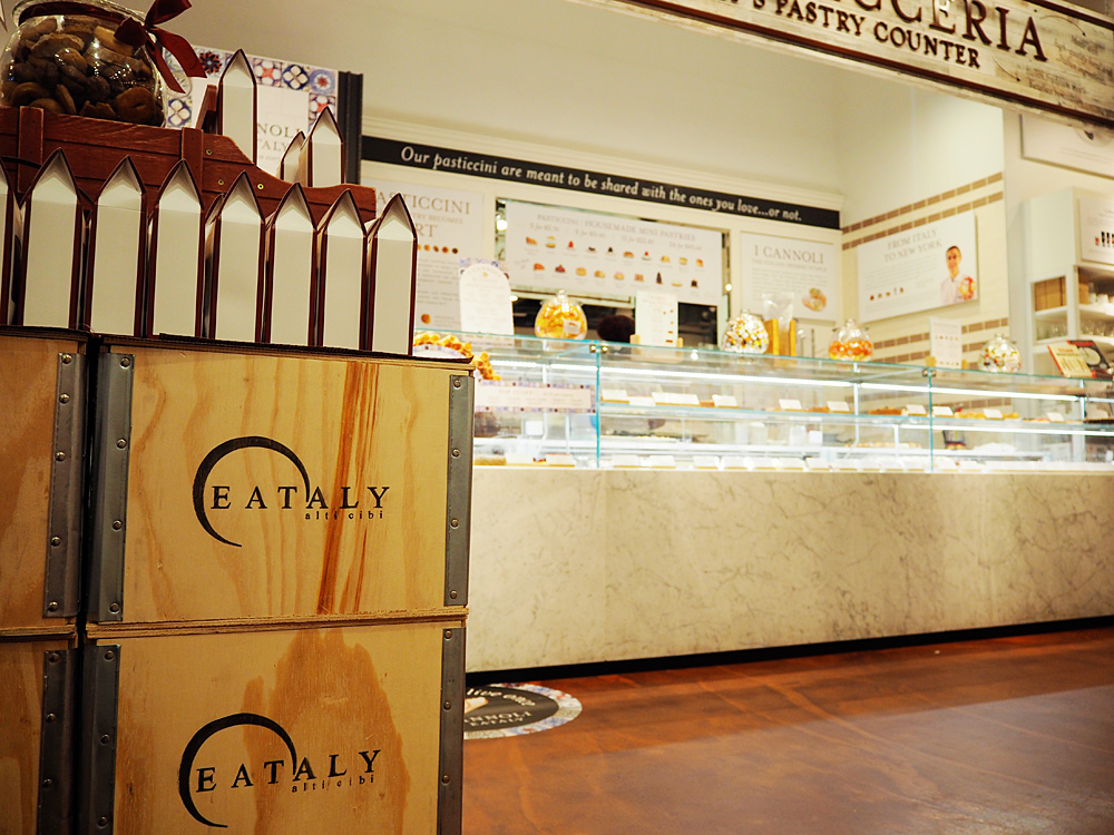 Eataly food