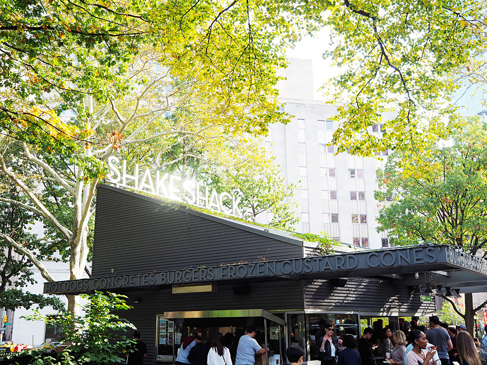 Shake Shack Madison Square Park