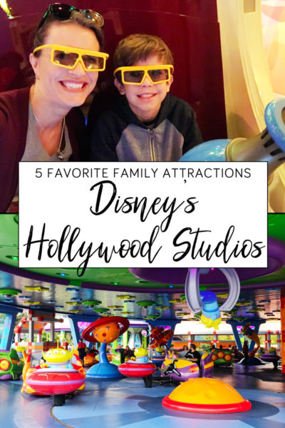 Disney's Hollywood Studios rides and attractions