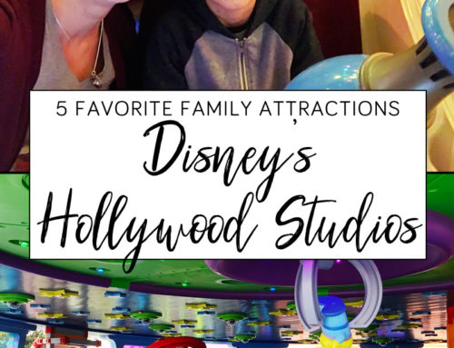 Our Family's Top 5 Disney's Hollywood Studios Rides and Attractions
