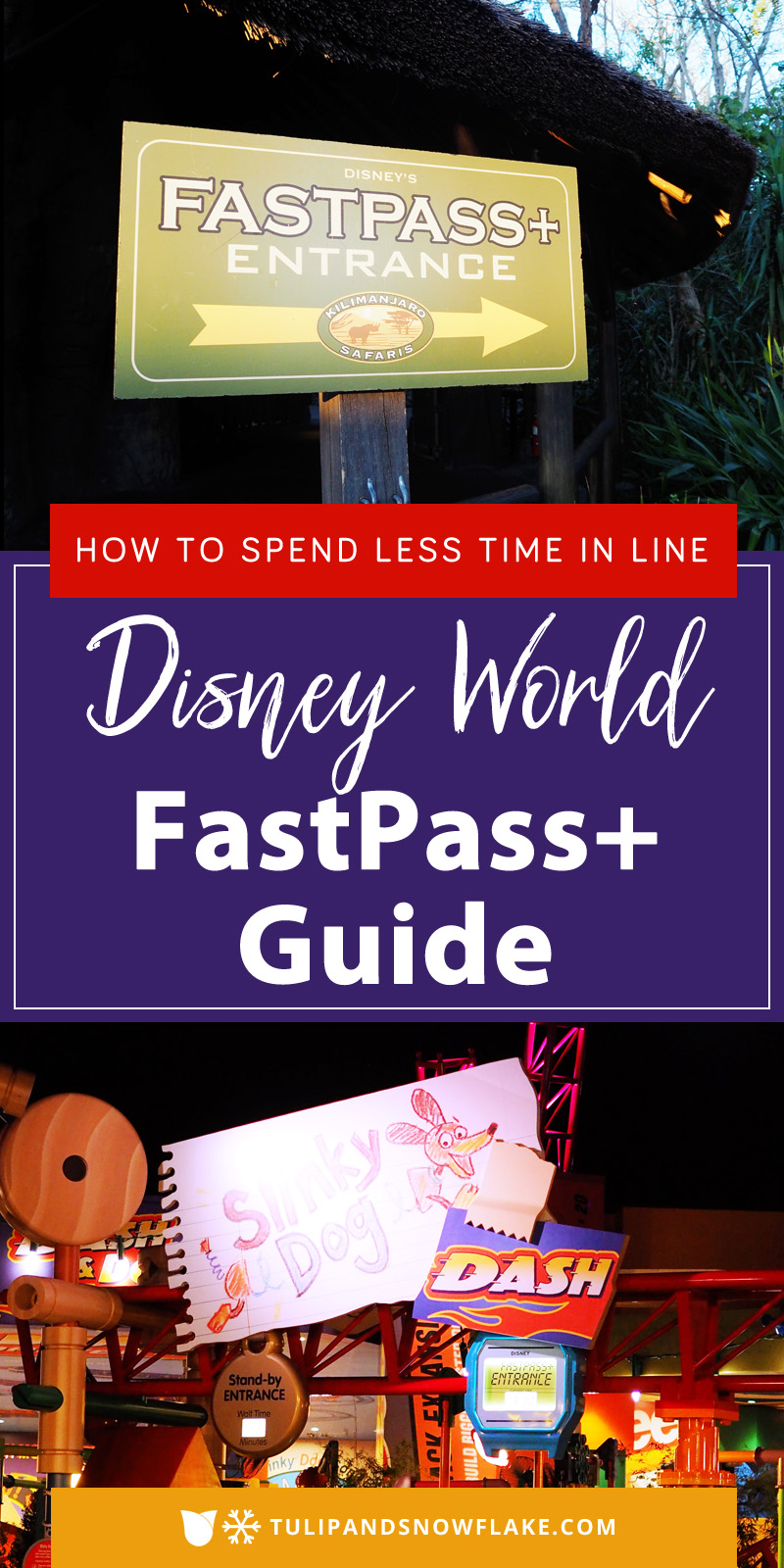 Disney World Fastpass Guide