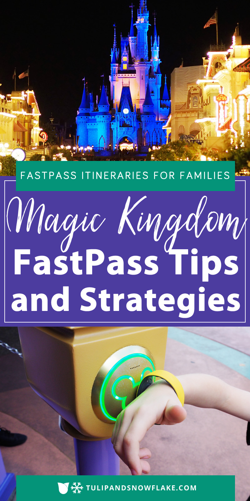 Magic Kingdom FastPass tips