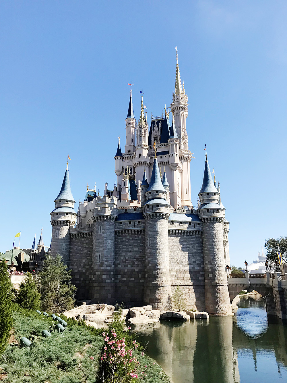 Magic Kingdom tips Cinderella Castle