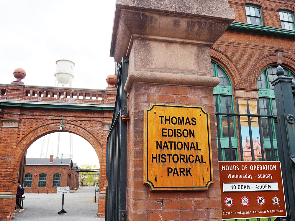 Thomas Edison National Historic Park