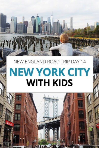 New York City with Kids
