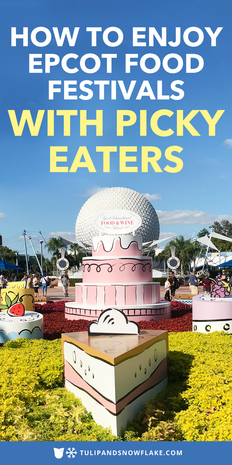 How to enjoy Epcot food festivals with picky eaters
