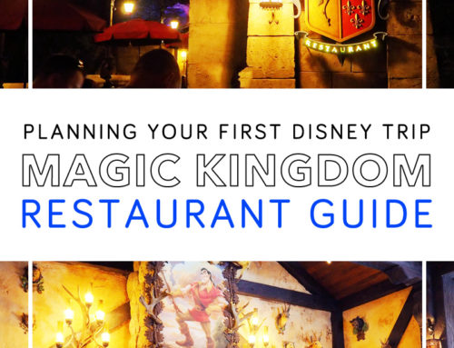 Simple Guide to Magic Kingdom Restaurants