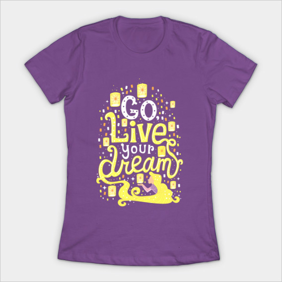 Go Live Your Dream