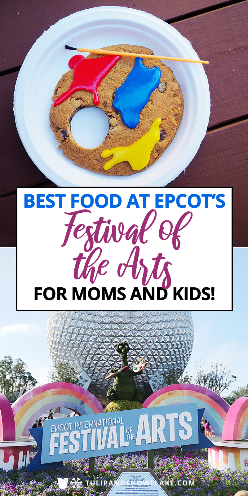 Best food at Epcot's Festival of the Arts