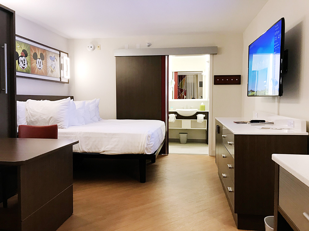 Disney's All-Star Movies Resort Renovated Room
