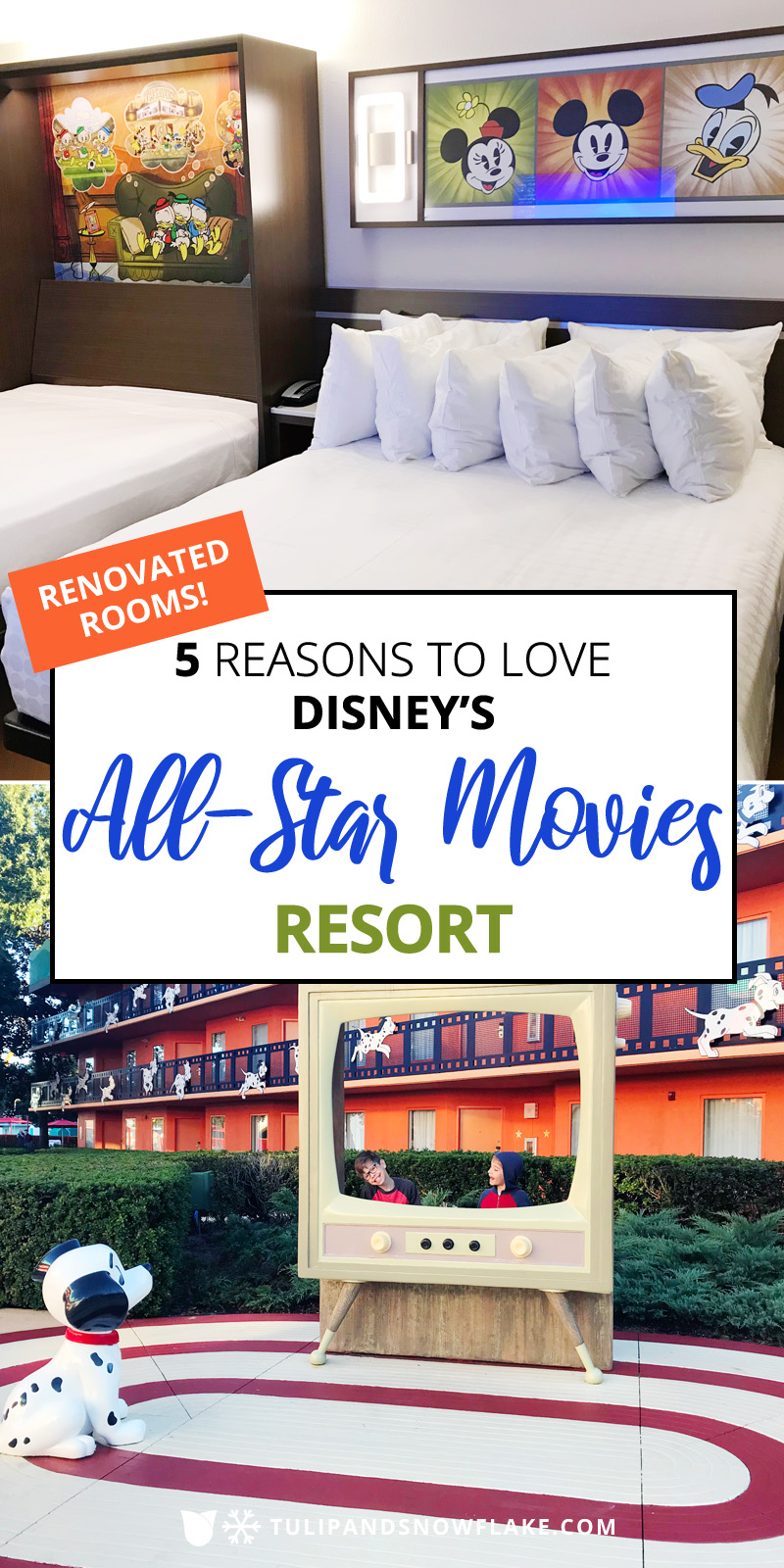 5 Reasons to Love Disney's All-Star Movies Resort