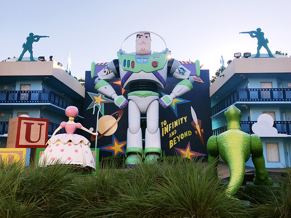 Disney's All-Star Movies Resort Toy Story