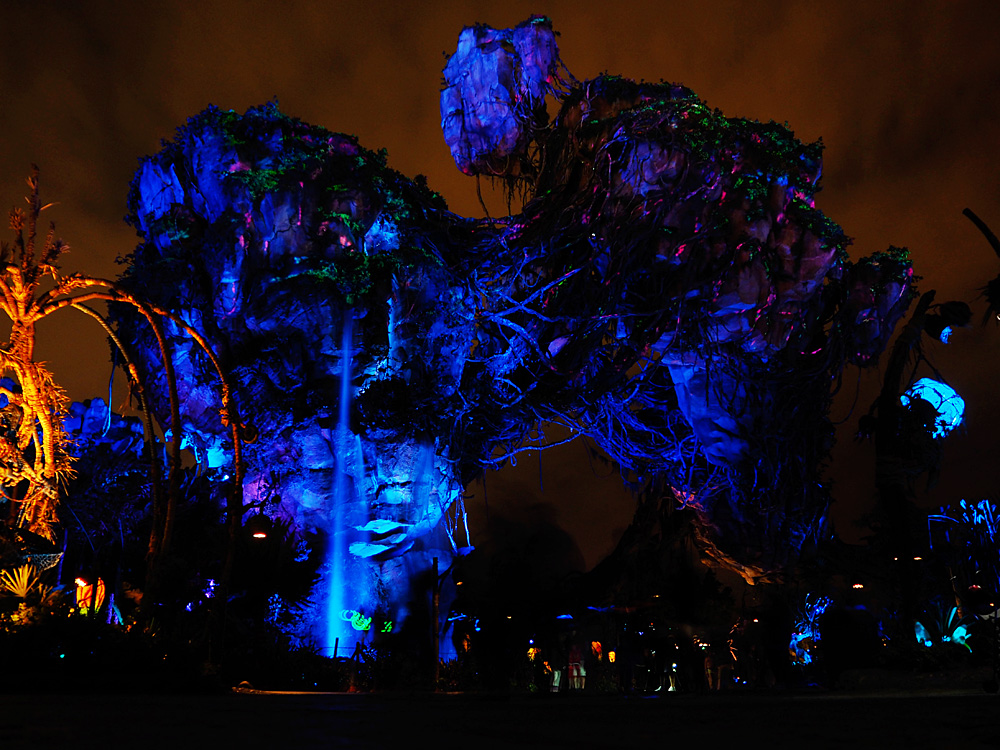 Disney Animal Kingdom Pandora World of Avatar