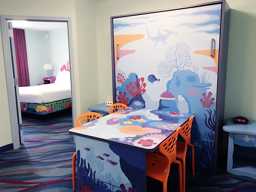 Disney Art of Animation Finding Nemo family suite
