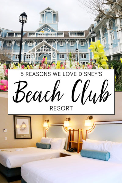 Disney Beach Club Review