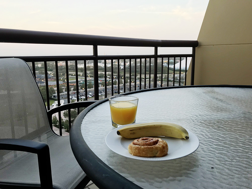 Disney Contemporary Tower Club