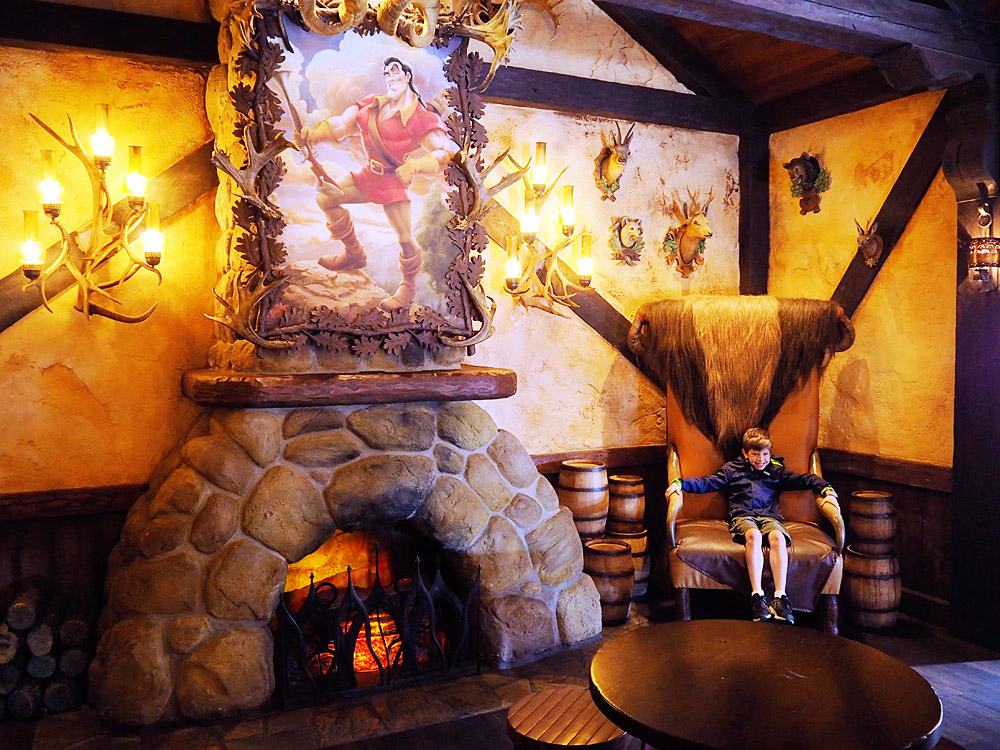 Gaston's Tavern Magic Kingdom