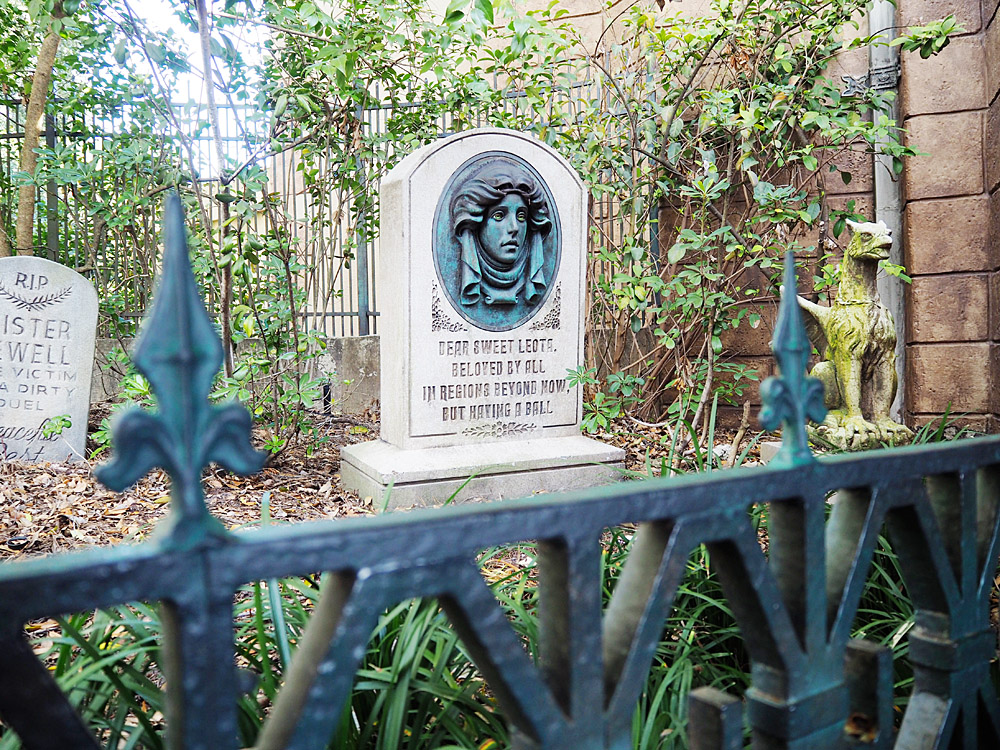 Disney Magic Kingdom Haunted Mansion