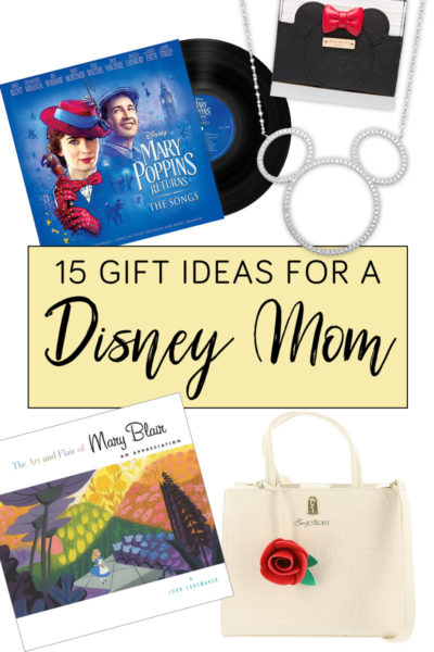 Gift Ideas for a Disney Mom