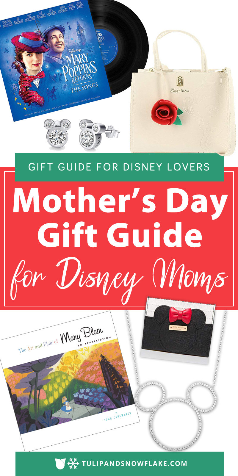 Mother's Day Gift Guide for Disney Moms