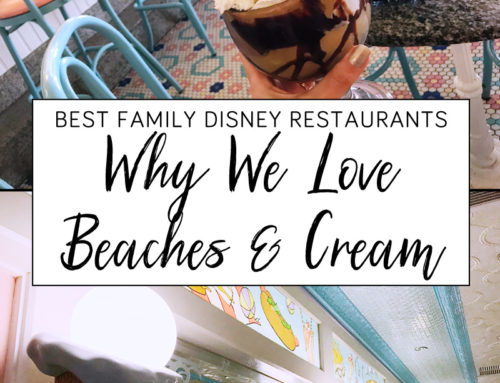 Why We Love Disney's Beaches and Cream Soda Shop