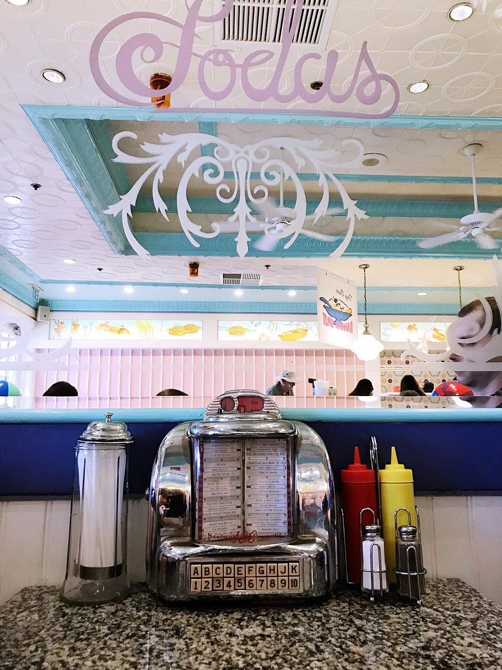 Disney's Beaches and Cream Soda Shop