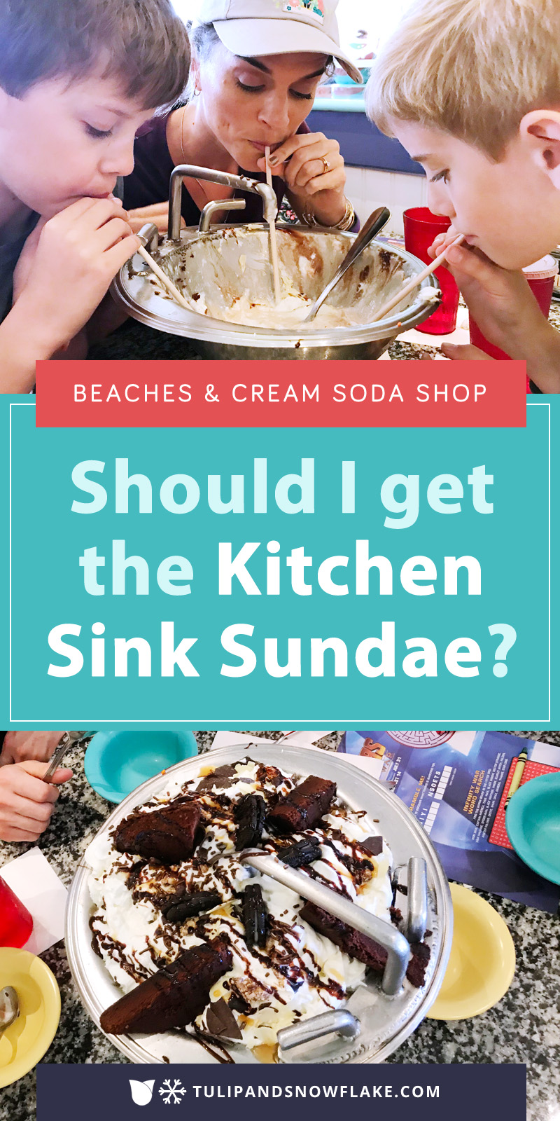 Should I Get the Kitchen Sink Sundae