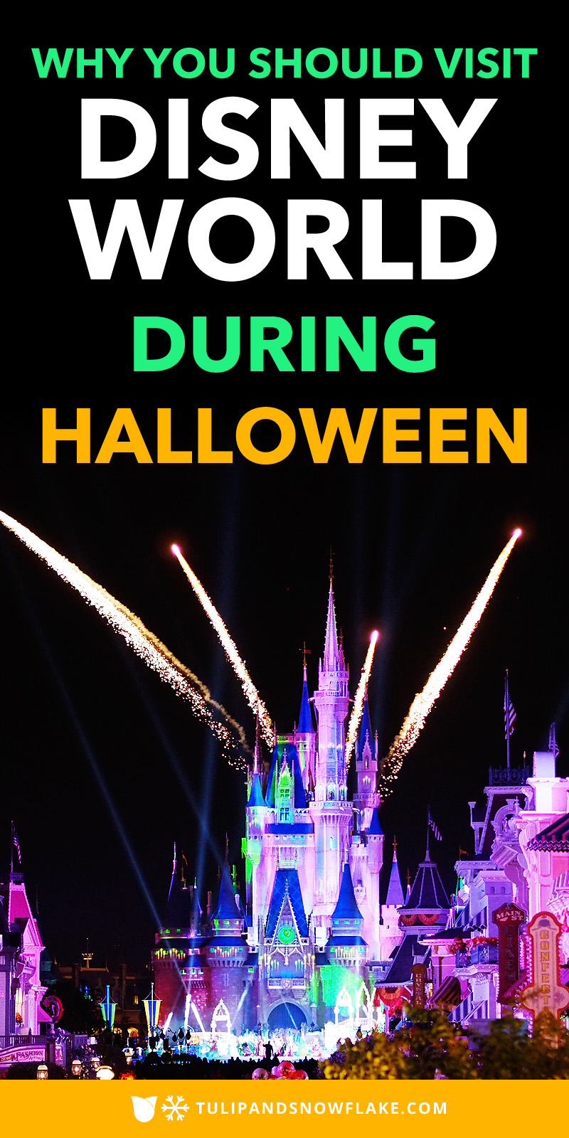 Disney World Halloween Must