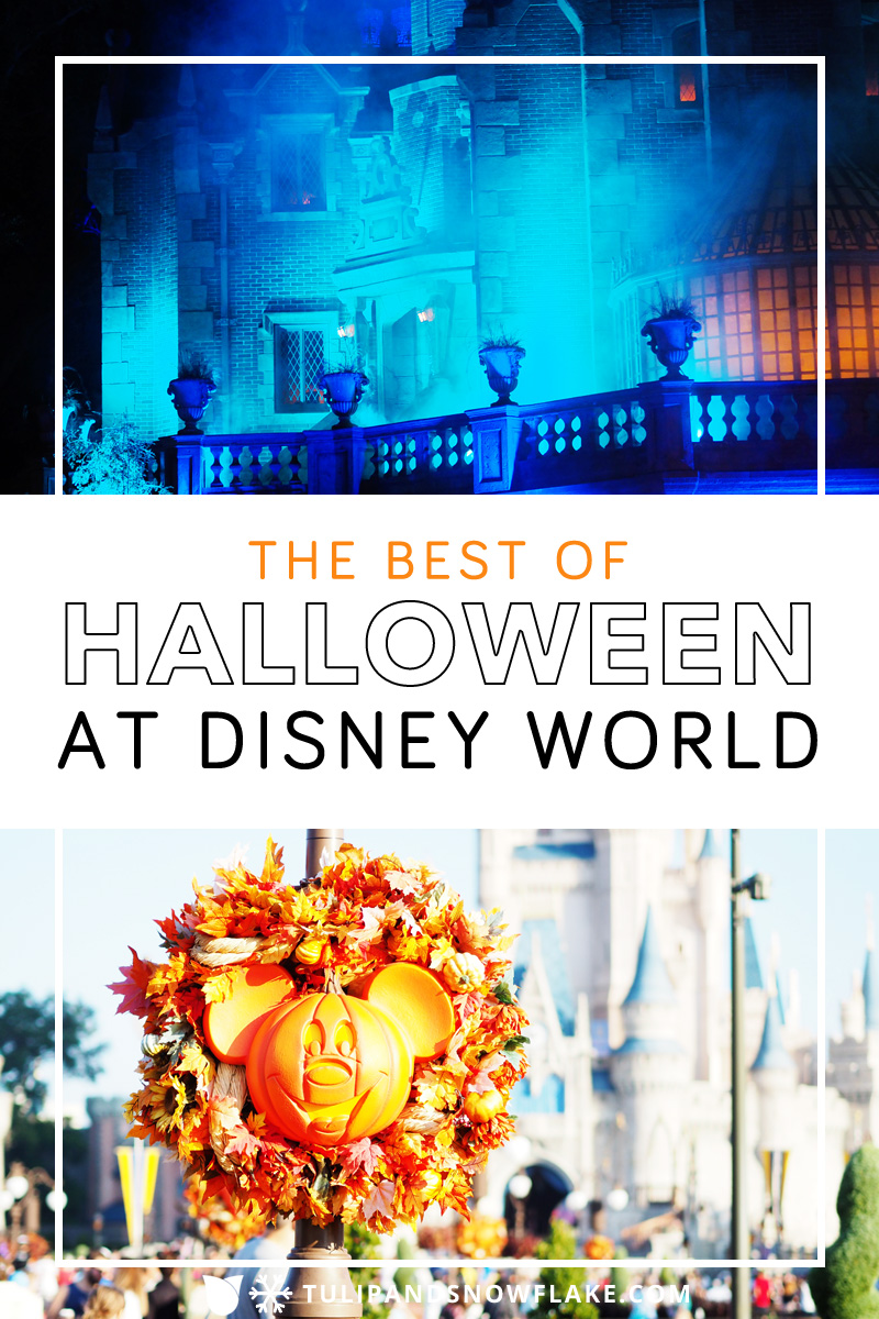 Disney World Halloween Must Do's