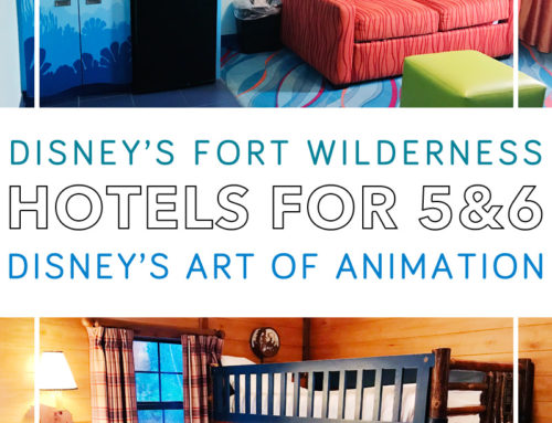 Disney Art of Animation Family Suites vs Fort Wilderness Cabins