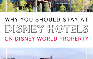 Why you should stay at Disney World hotels on property