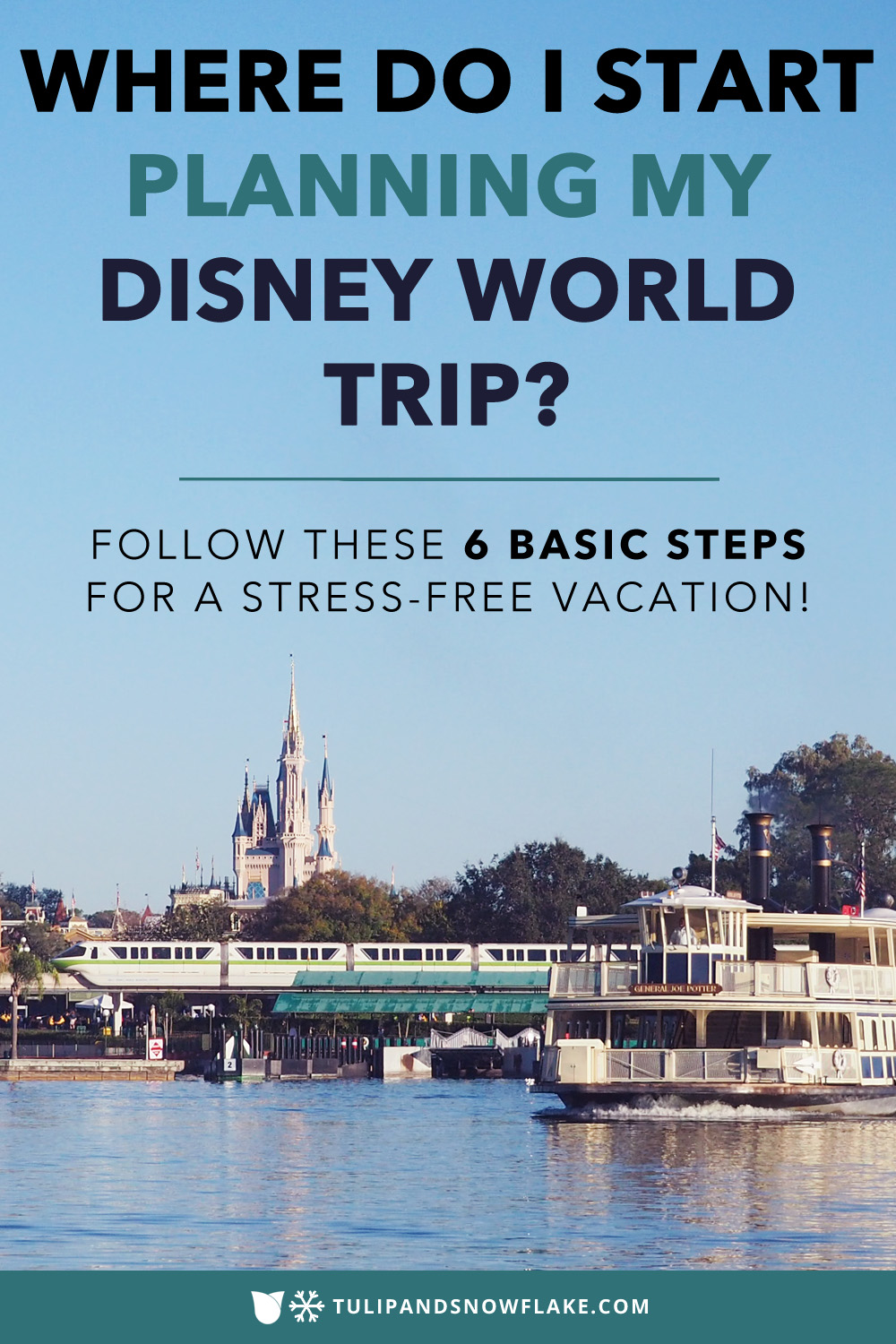 Planning your Disney World trip