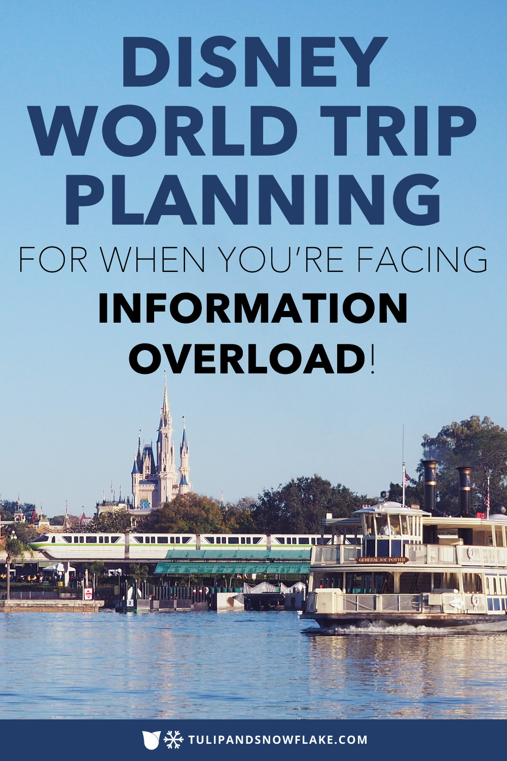 Disney World Trip Planning