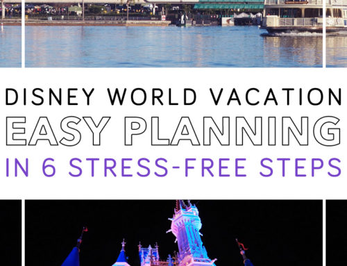 Disney World Planning in 6 Stress-Free Steps