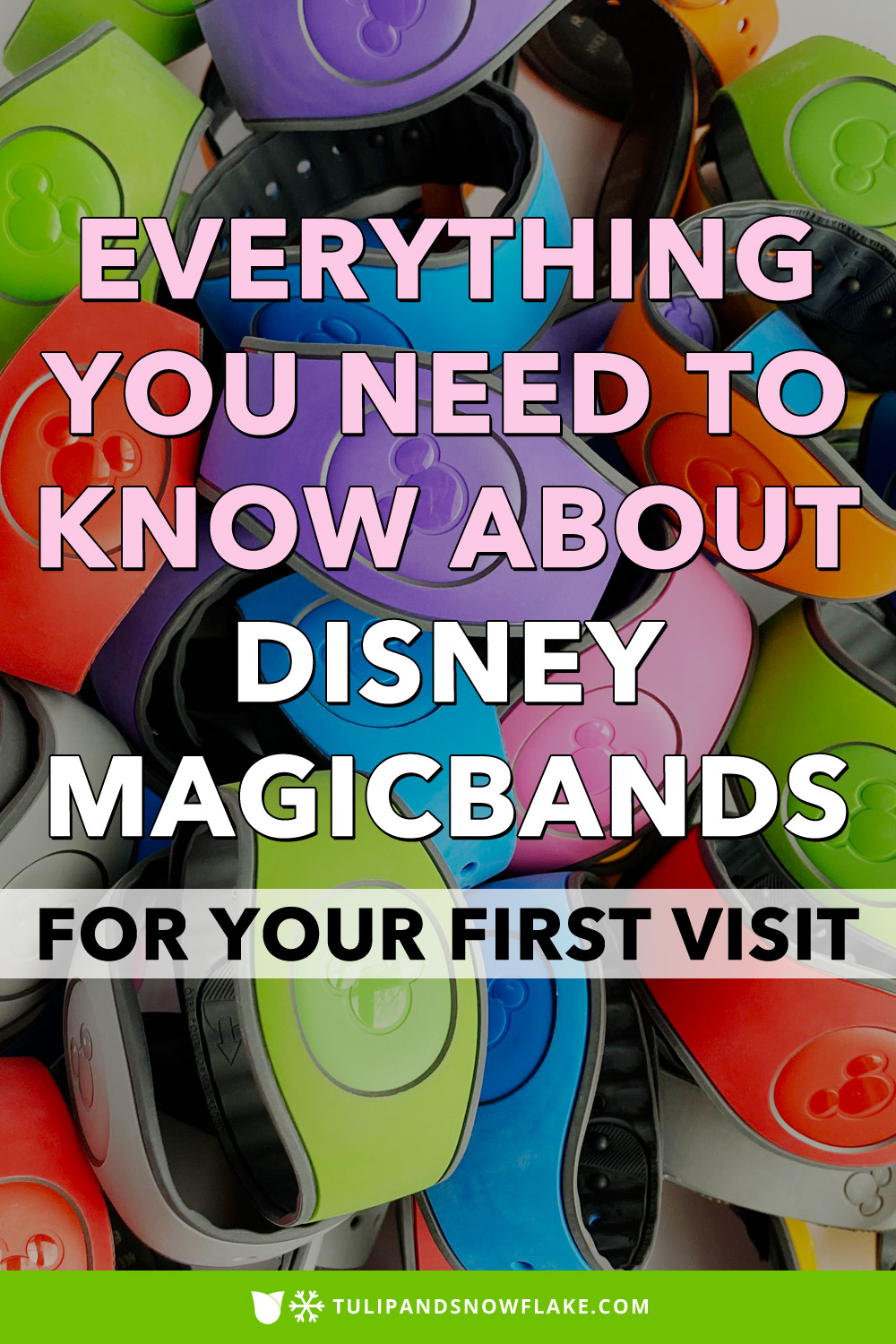 Everything you need to know about Disney MagicBands