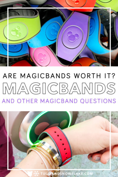 Are Disney MagicBands worth it?