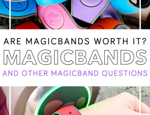 Are Disney MagicBands worth it? And other MagicBand questions…