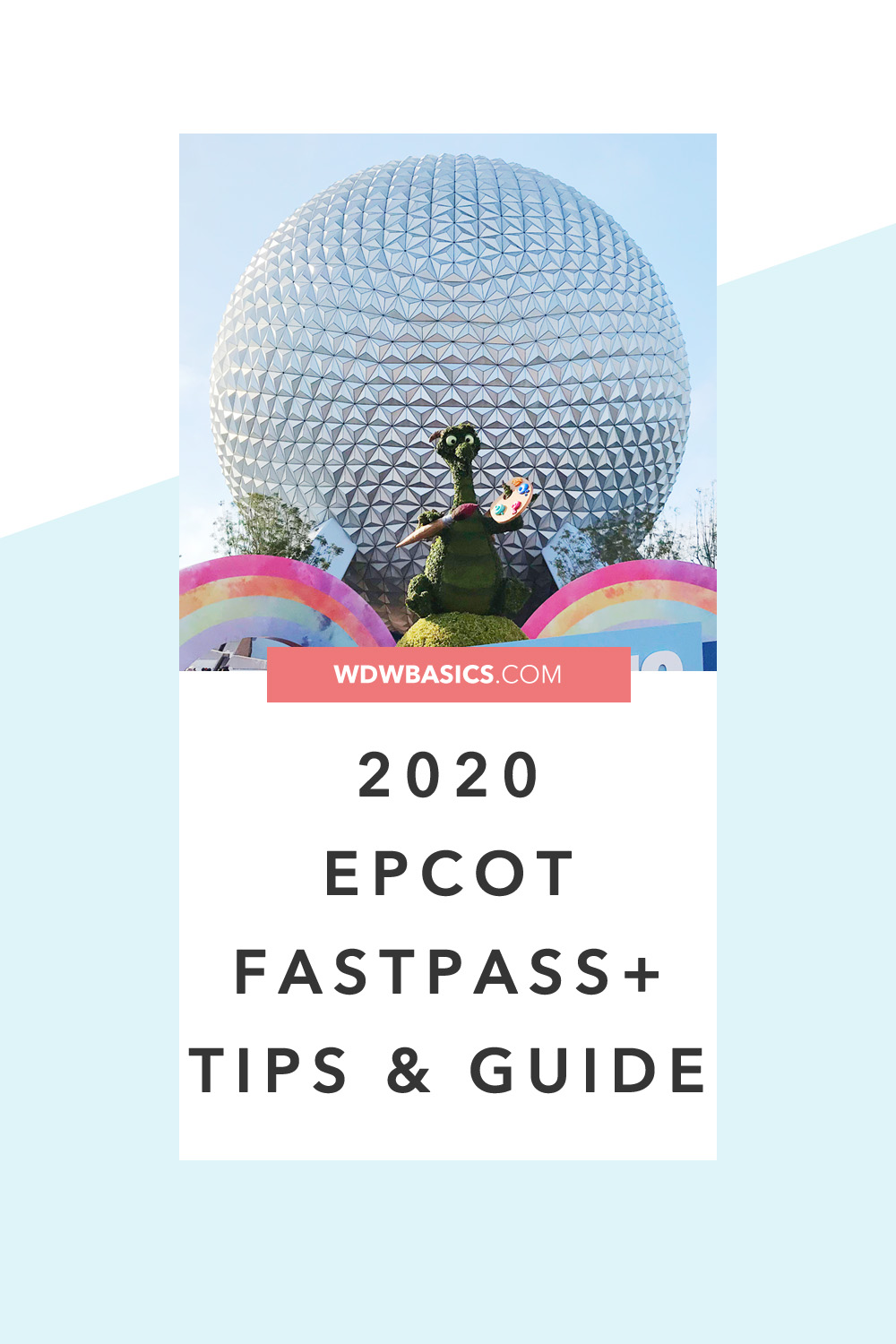 Epcot FastPass+ Tips and Guide